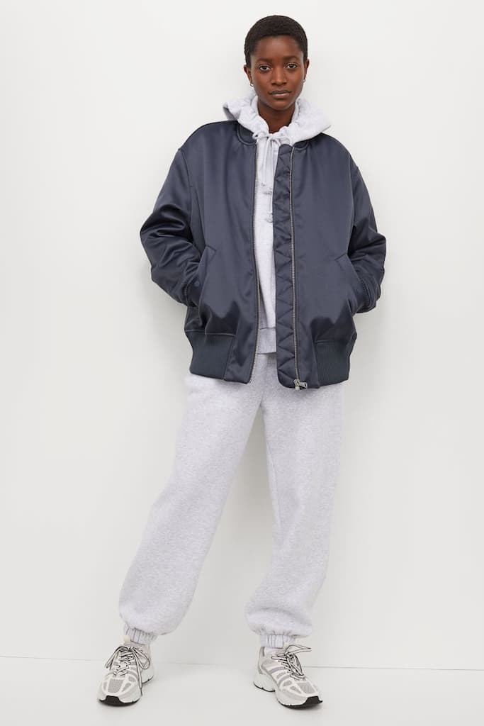 bomber style année 90