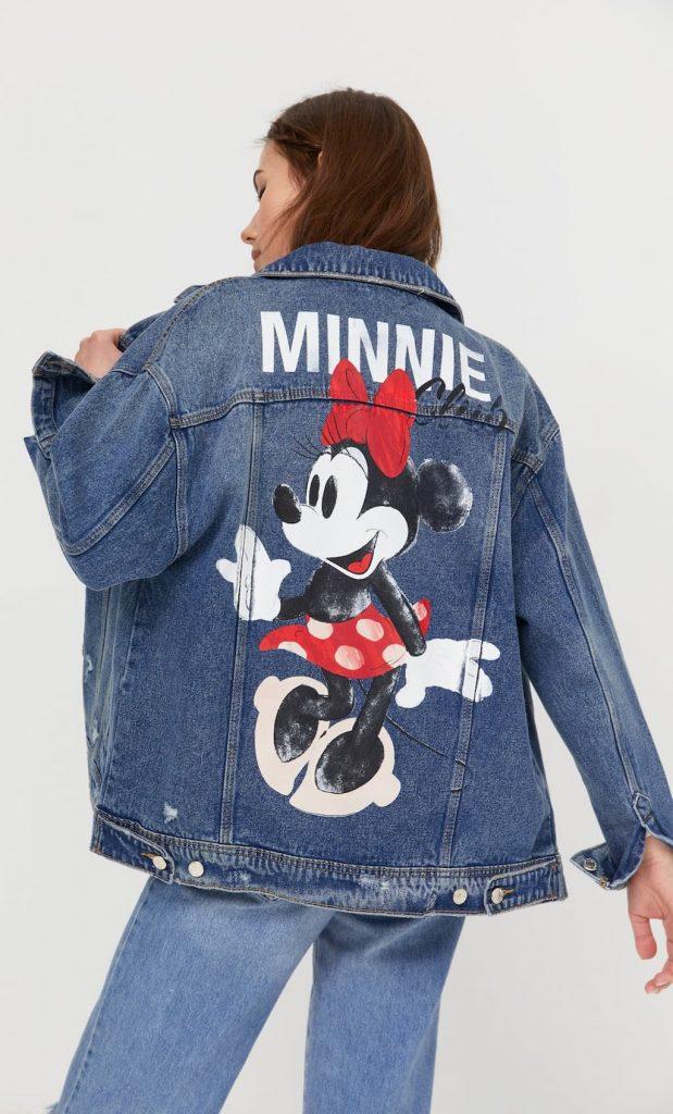 veste Minnie