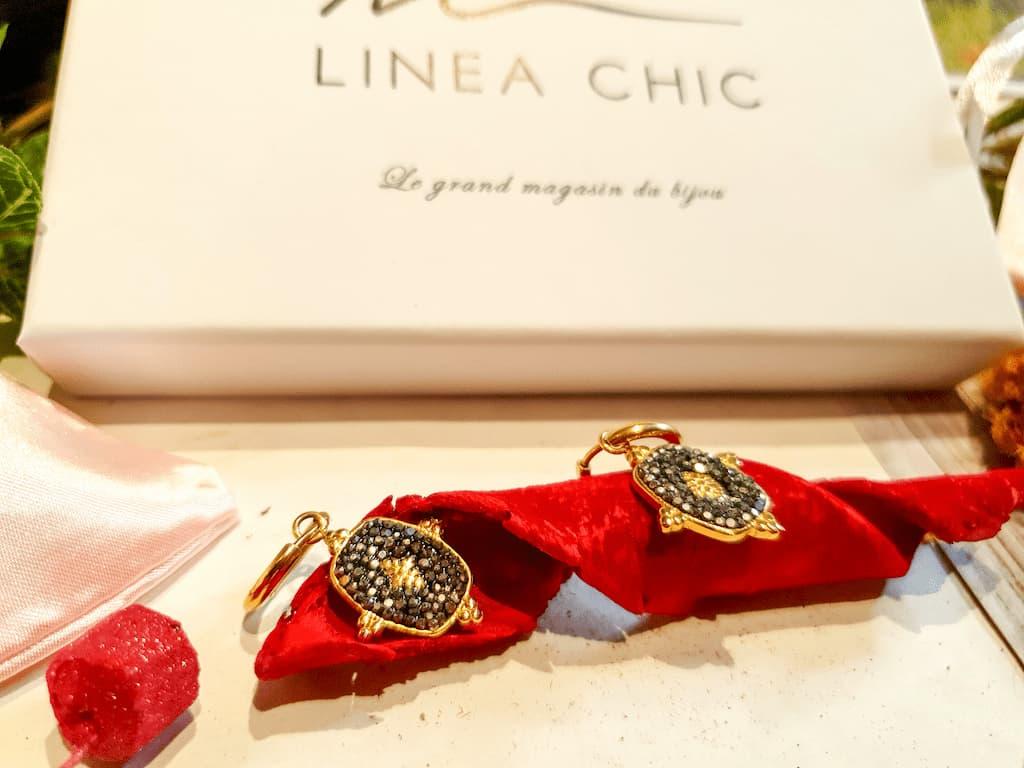 offrir un joli bijou sans se ruiner : boucles d'oreilles Ikita Paris