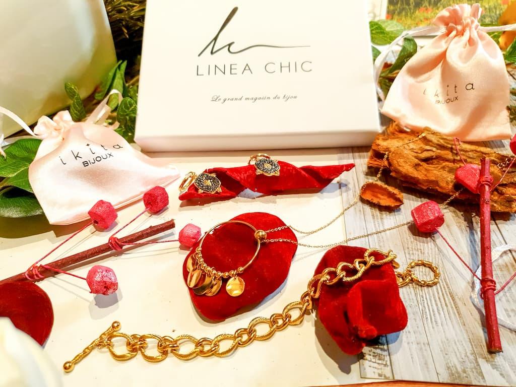 Offrir un joli bijou sans se ruiner : Ikita Paris chez Linea Chic