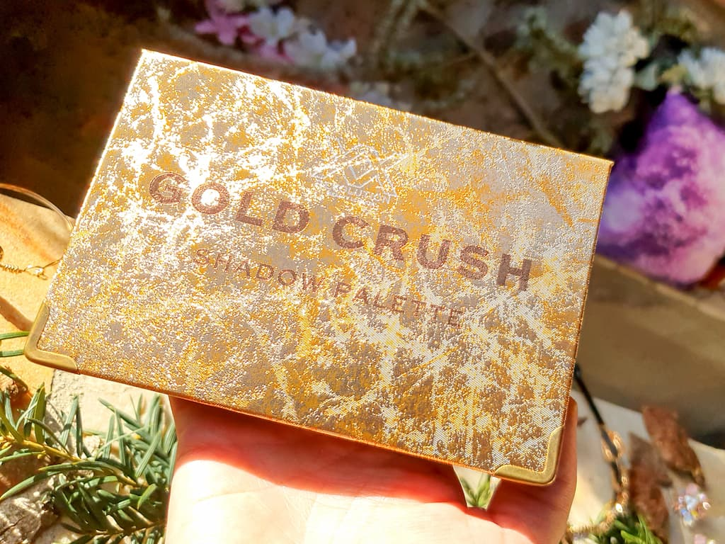 palette Gold Crush XX Revolution