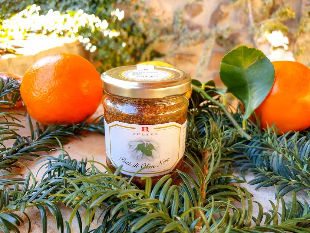 spécialité italienne : le pâté aux olives