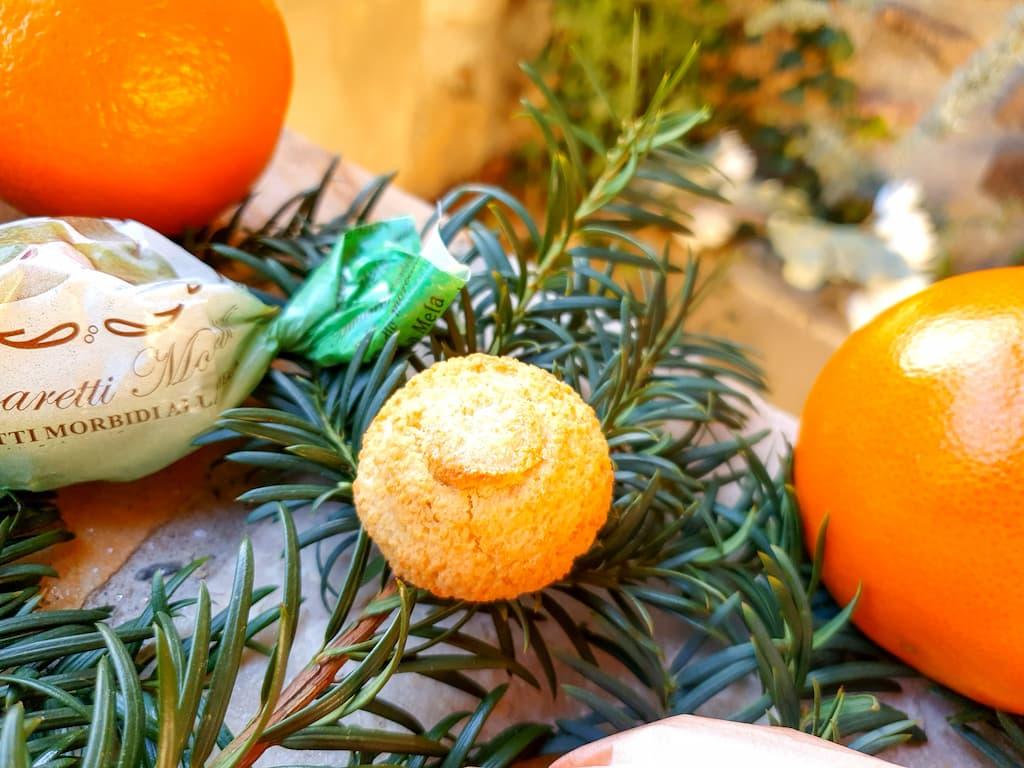 biscuits italiens Amaretti