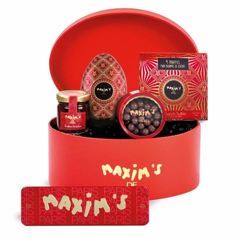 coffret cadeau Maxim's
