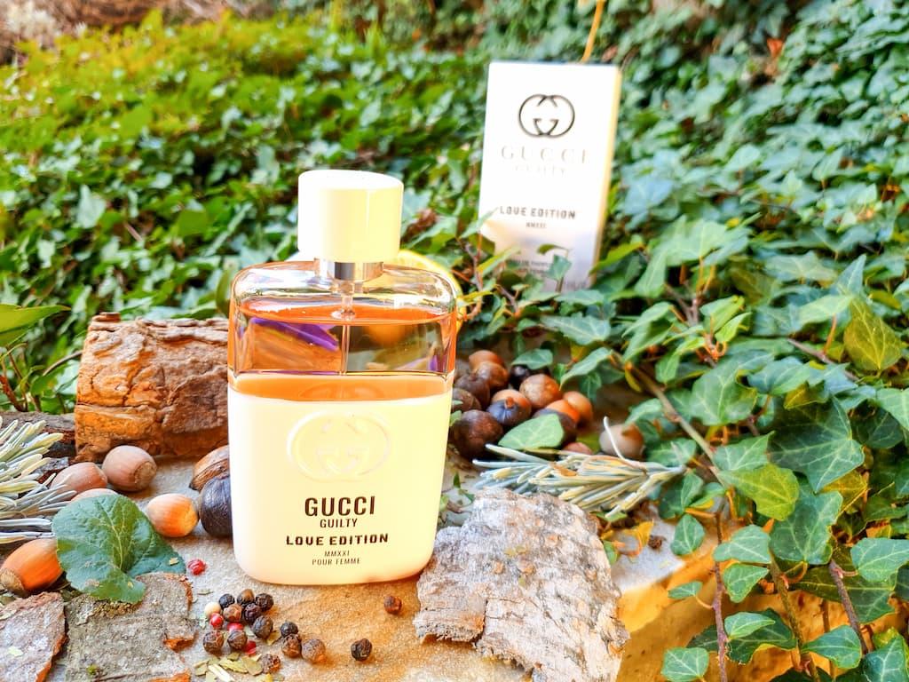 test et avis eau de parfum Gucci Guilty Love Edition 2021
