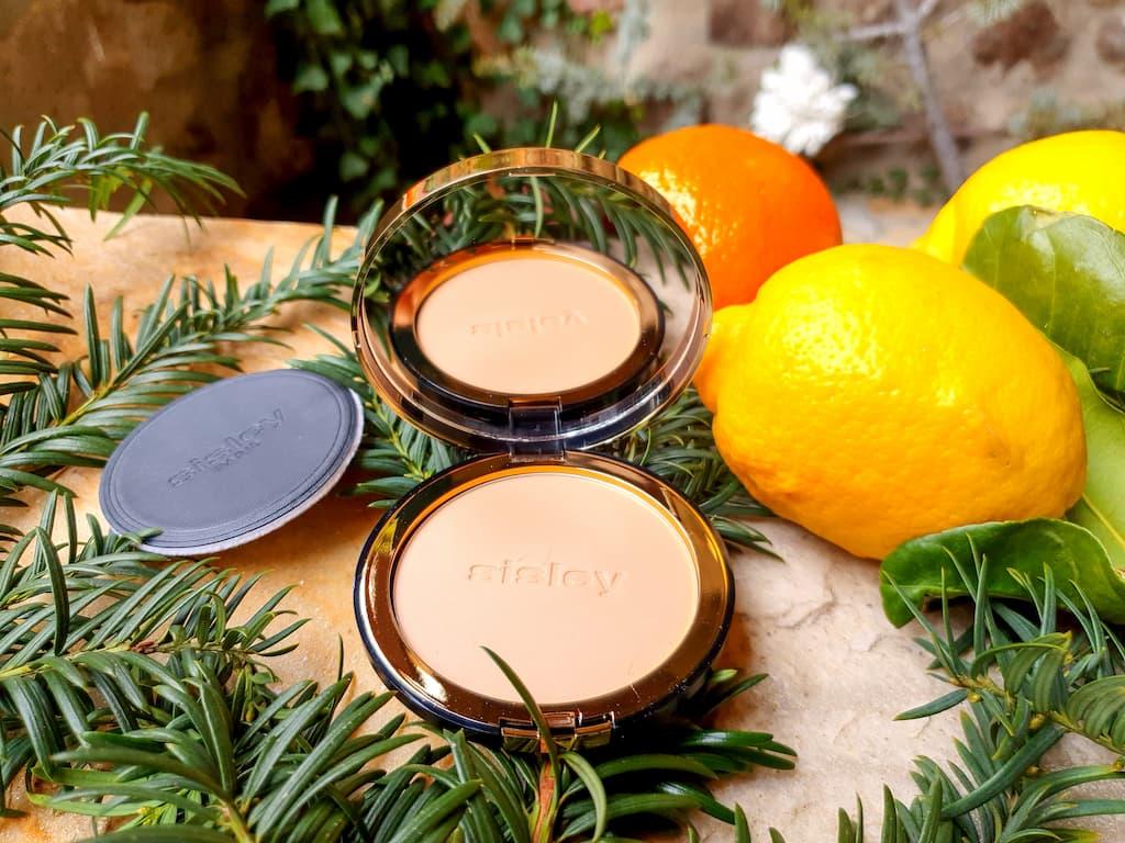 test et avis sur la Phyto-Poudre Compacte matifiante et embellissante Sisley
