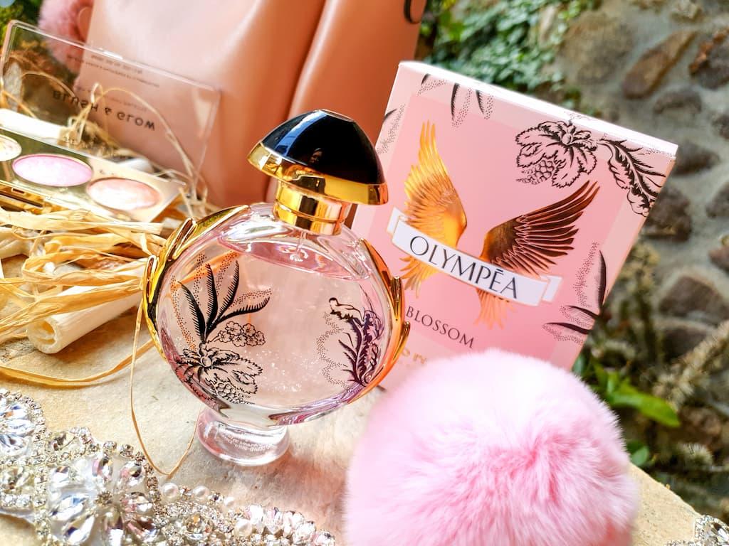 parfum romantique du printemps