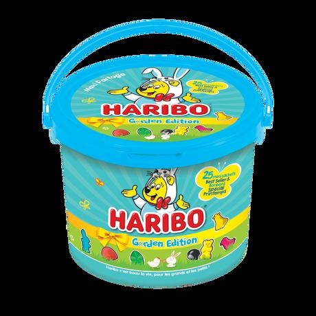 bonbons de Pâques Haribo