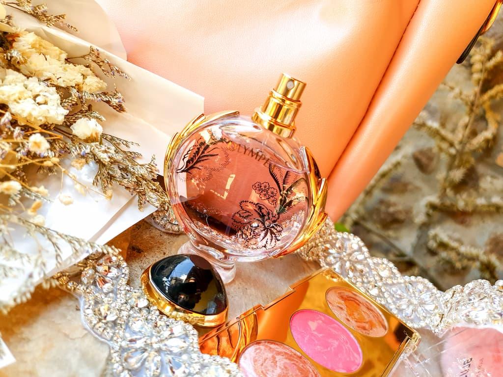 Le parfum romantique du printemps  Olympea Blossom Paco Rabanne