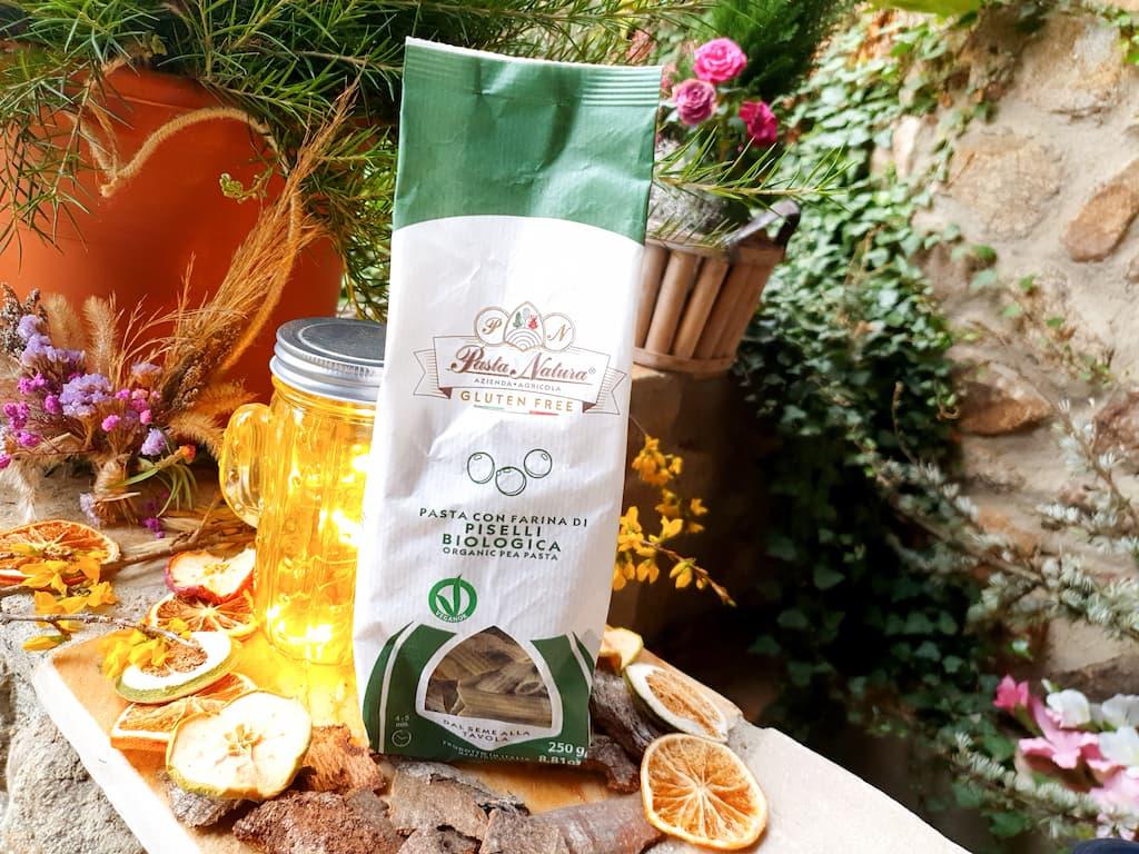 coups de coeur spécialités italiennes : pâtes vegan