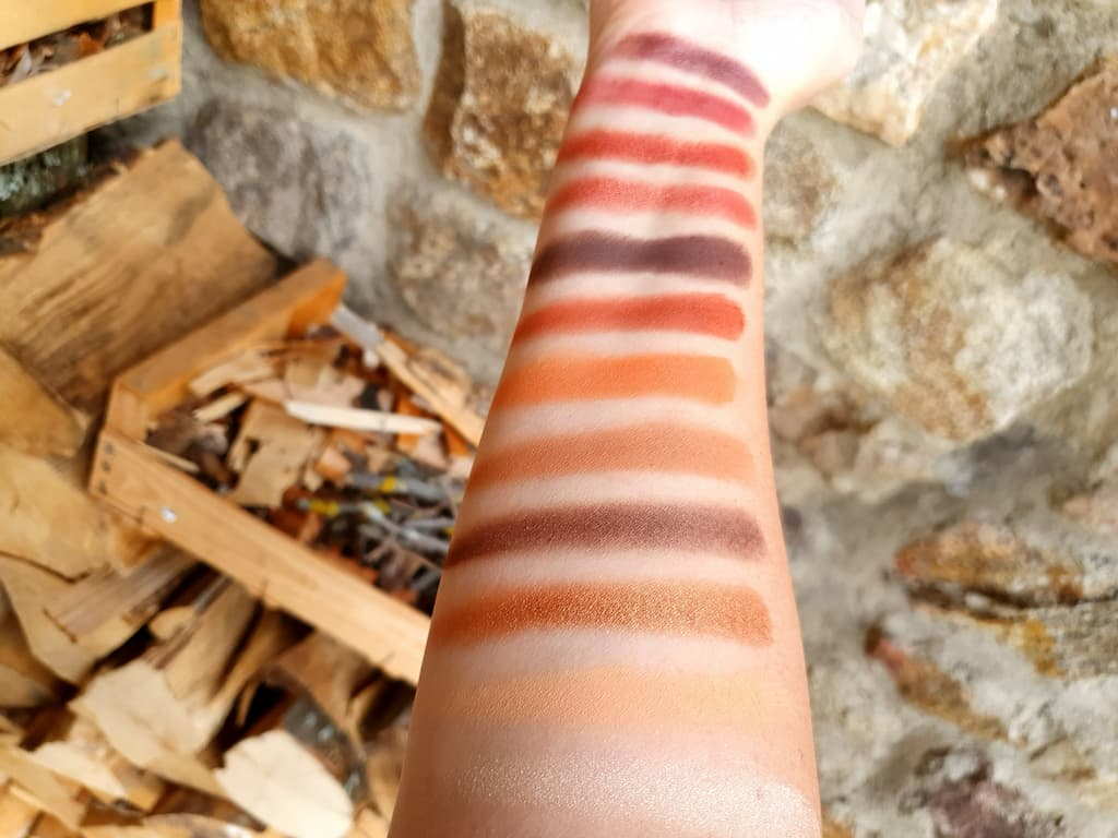 swatches palette Mac Art Library Flame-Boyant