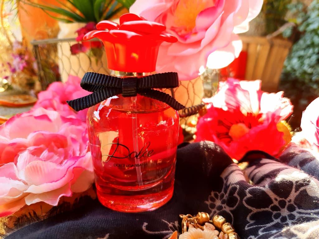 test et avis eau de toilette femme Dolce Rose Dolce & Gabbana