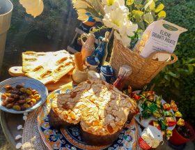 produits utilisés pour un repas 100% italien