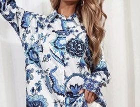magnifique blouse femme