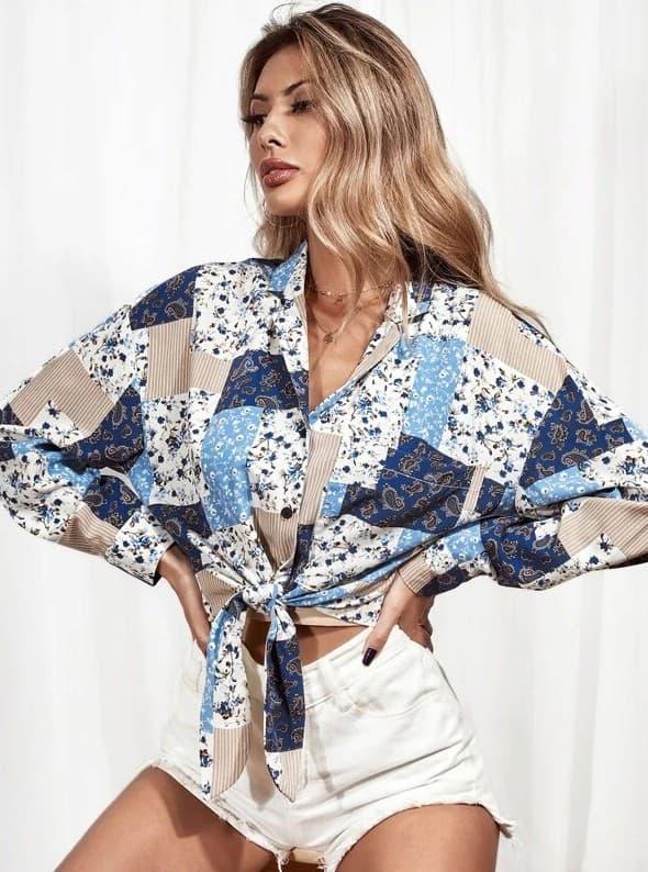 blouse Shein