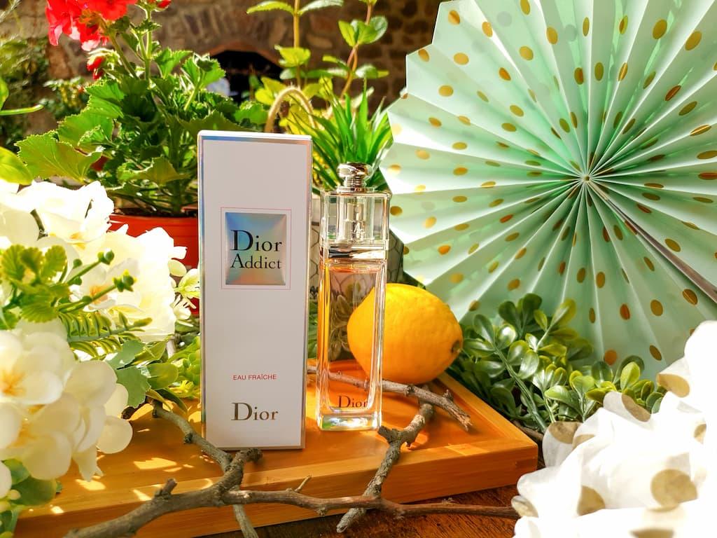 test et avis Eau Fraîche Dior Addict