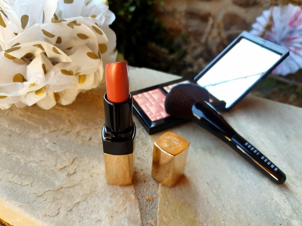 tests et avis produits de maquillage Bobbi Brown