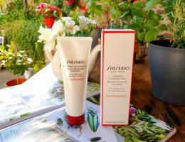 La mousse nettoyante pour le visage parfaite de Shiseido
