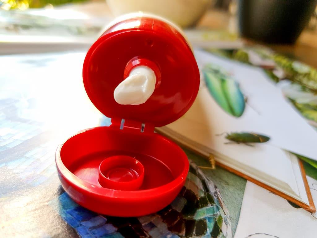 mousse nettoyante pour le visage Shiseido