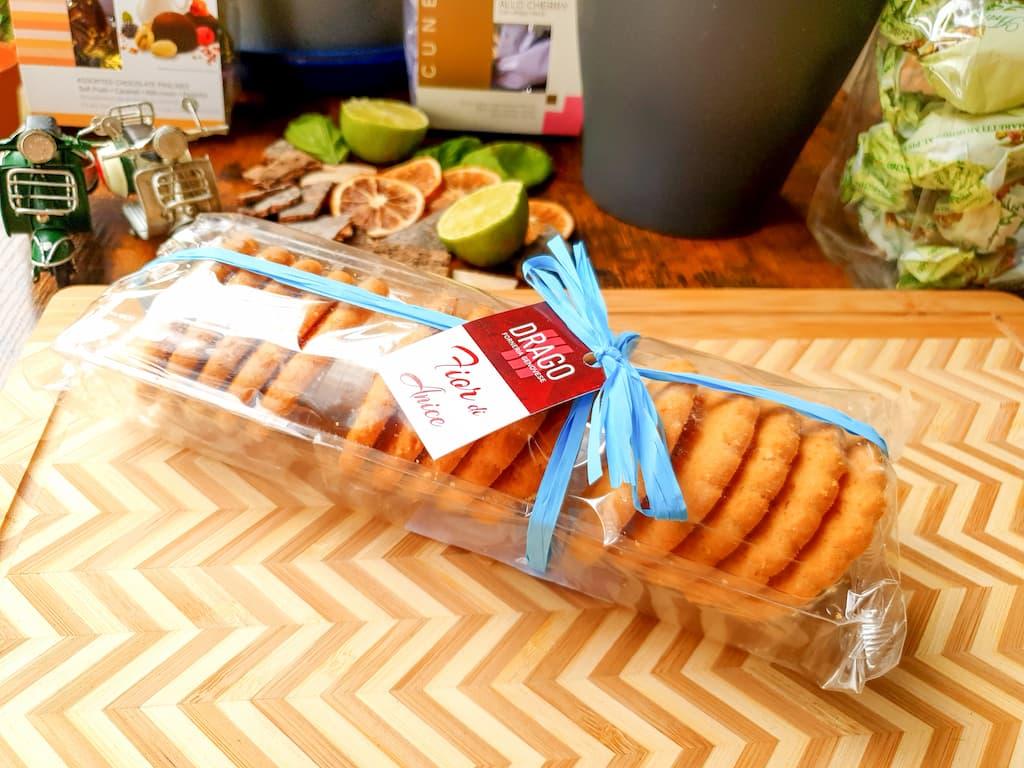 biscuits sablés italiens