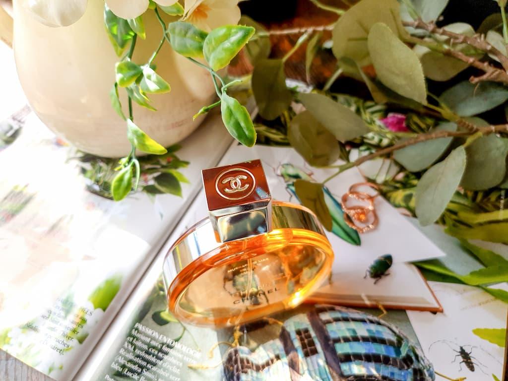 parfum floral pour femme Chance de Chanel