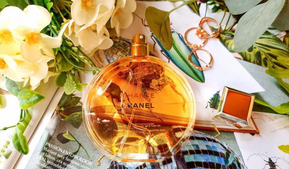 Le parfum floral tout doux Chance Chanel