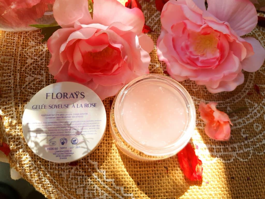 gelée soyeuse à la rose Floralÿs