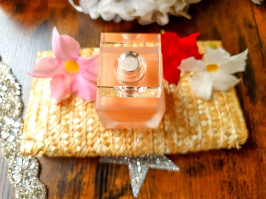 parfum féminin pour l'été