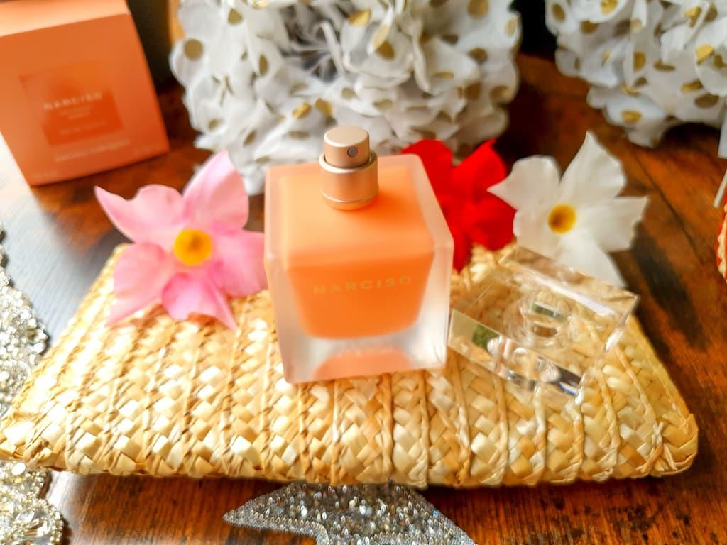 parfum ambré femme