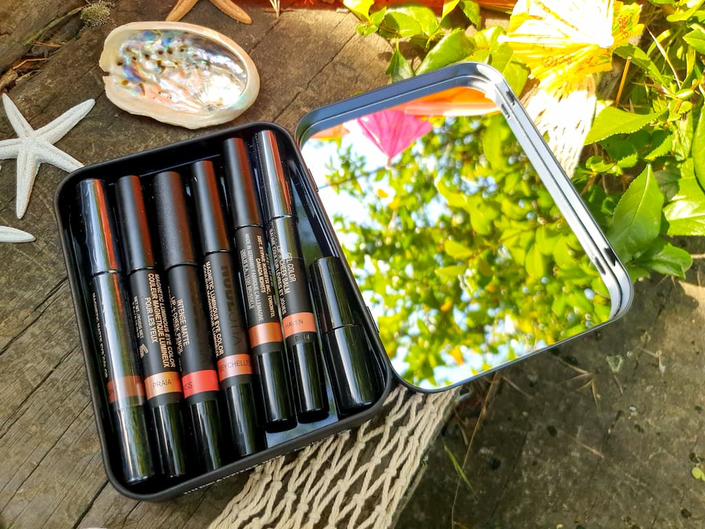 crayons de maquillage multi usages