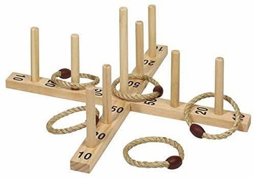 jeu d'adresse en bois