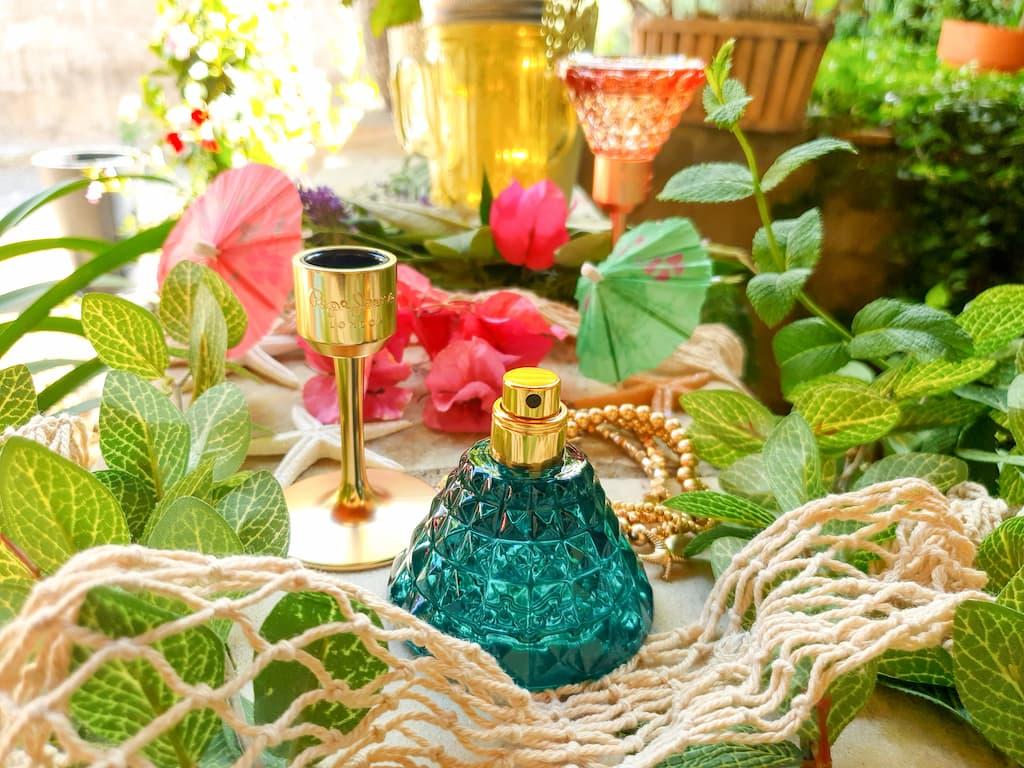 parfum femme été