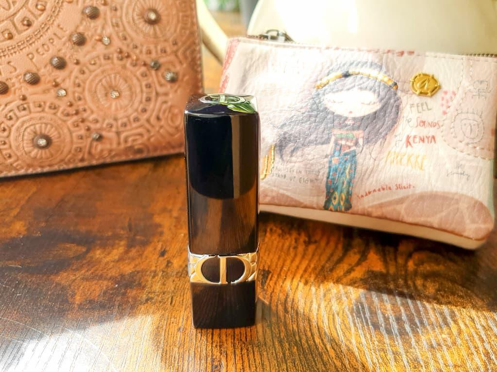 l'expertise de Dior dans un baume à lèvres