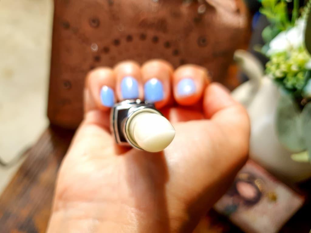 expertise de Dior dans un baume à lèvres