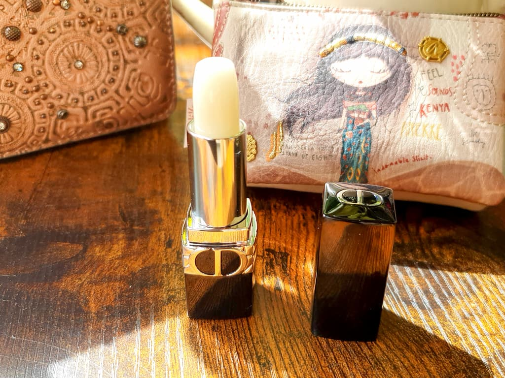 baume à lèvres luxe
