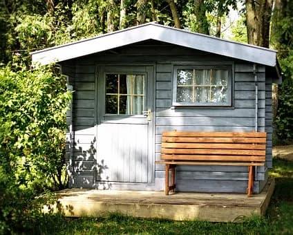 Et si vous déménagiez... Dans votre jardin ?