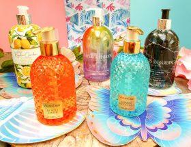 sélection de savons liquides pour l'hygiène des mains