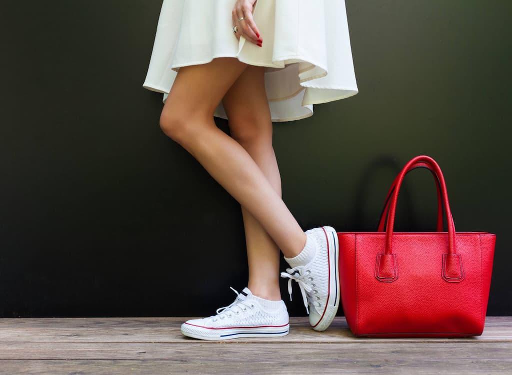 Baskets pour femmes