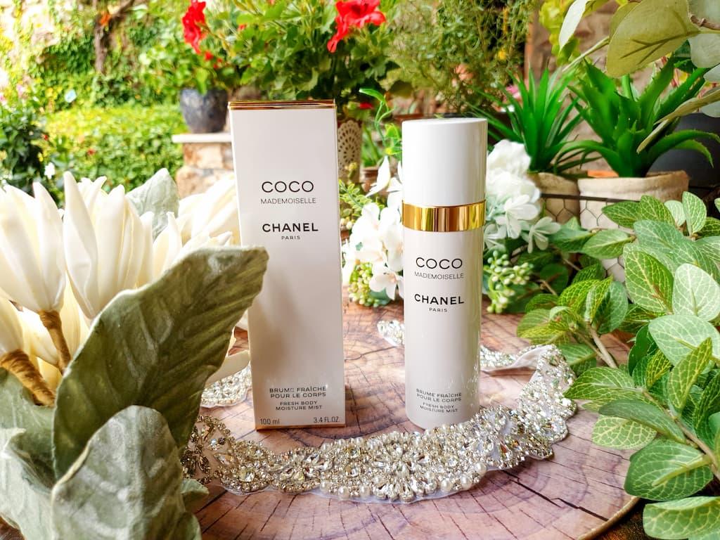 brume fraîche pour le corps Coco Mademoiselle Chanel