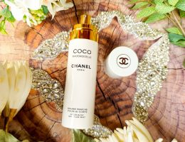 soin luxe Chanel