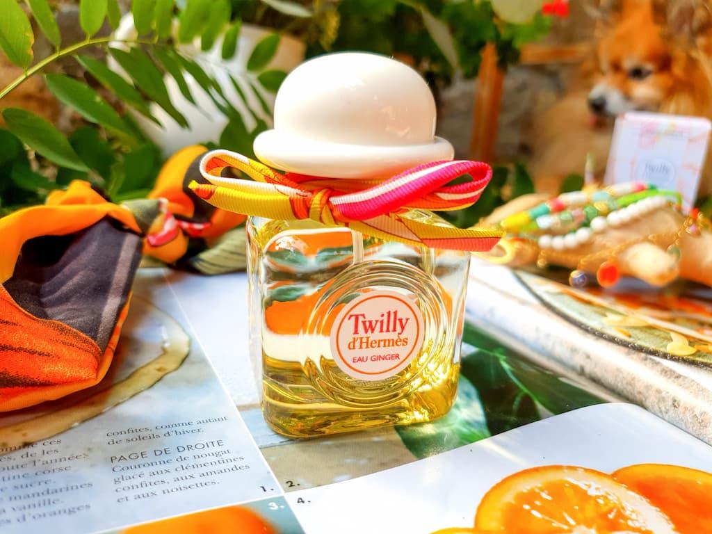 parfum pour jeune femme