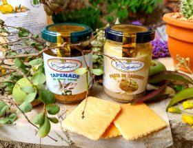 sélection produits artisanaux et sains italiens pour l'apéritif