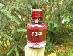 L'Interdit Givenchy Eau de Parfum Rouge, fragrance envoûtante