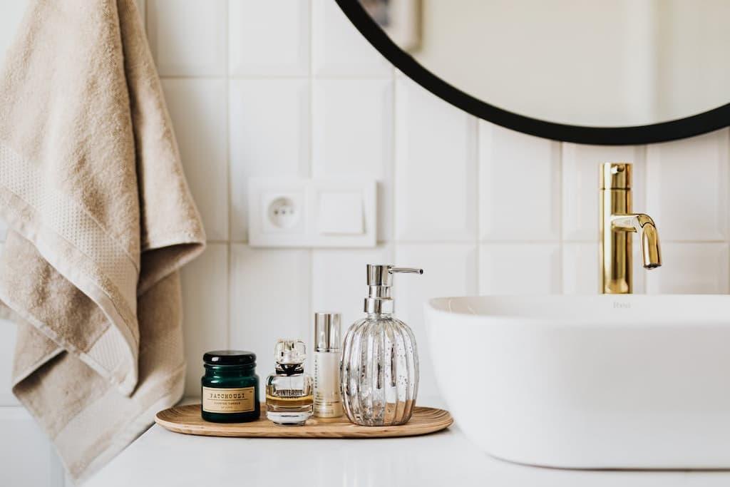 astuces pour une décorations de salle de bain harmonieuse