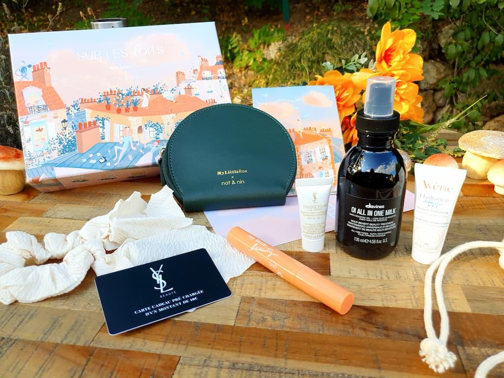 box beauté et lifestyle My Little Box septembre 2021