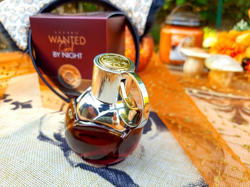 parfum en forme de grenade