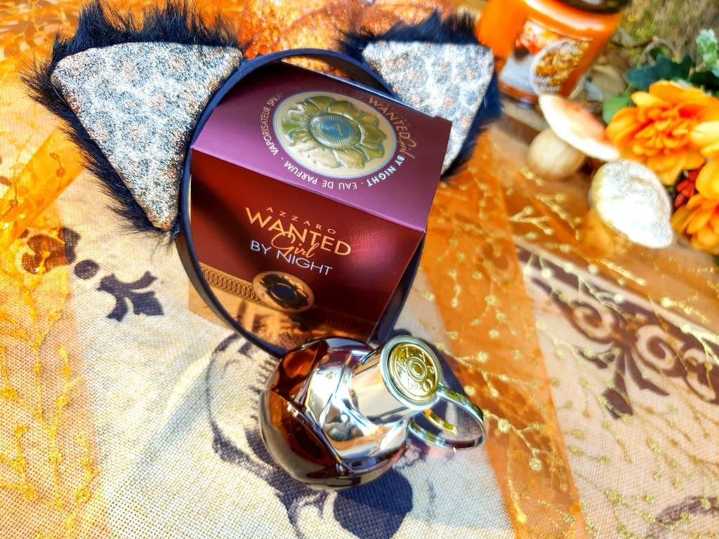 le parfum ultra gourmand de Azzaro Wanted Girl By Night