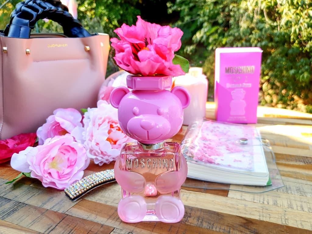 parfum gourmand pour femme