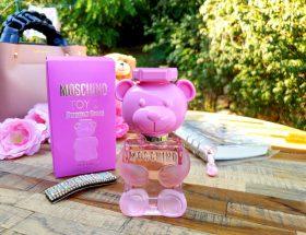 l'eau de toilette nounours Moschino Toy 2 Bubble Gum