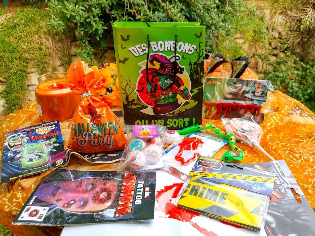 organiser la parfaite soirée d'Halloween